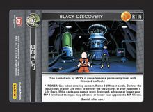 R116 - Black Discovery