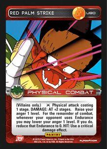 U090 - Red Palm Strike