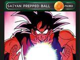 Saiyan Prepped Ball