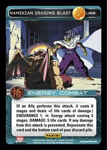 U088 - Namekian Erasing Blast