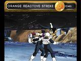 Orange Reactive Strike