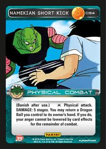 C034 - Namekian Short Kick