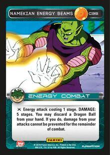 C035 - Namekian Energy Beams