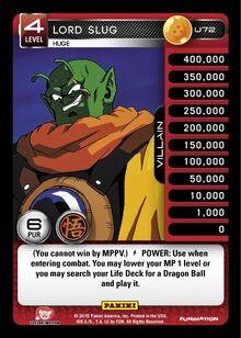 U072 - Lord Slug, Huge