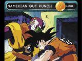 Namekian Gut Punch