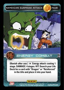 R113 - Namekian Surprise Attack
