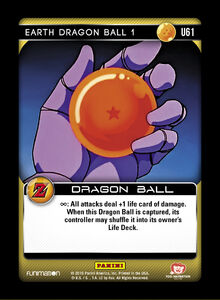 U061 - Earth Dragon Ball 1