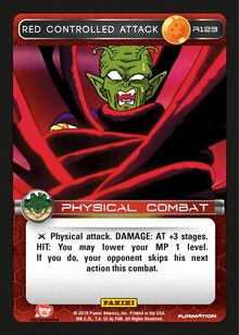 R123 - Red Controlled Attack