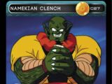 Namekian Clench