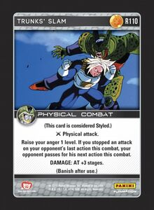 R110 - Trunks' Slam