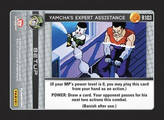 R103 - Yamchas Expert Assistance