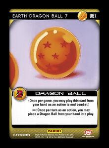 U067 - Earth Dragon Ball 7
