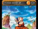 Orange Cover Up
