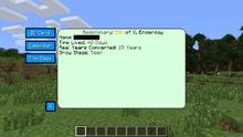 Years C GUI ID card tab