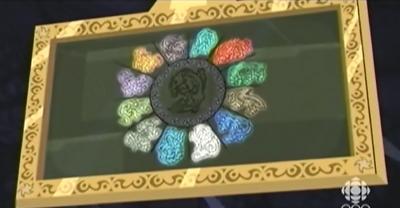 Draconium colours