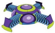 Purple Disrupter Mine
