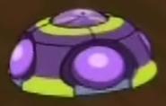 Purple disruptor