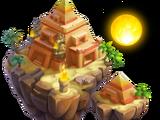 Egyptian Maze Island