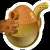 Huevo Steampunk