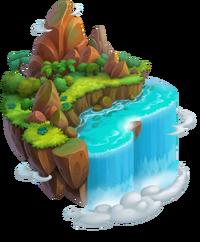 Terra-Sea Maze Island