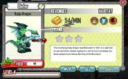 Kaiju Dragon Lvl 4