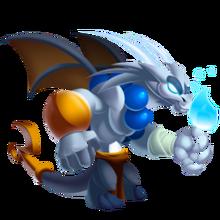 White Soul Dragon m3