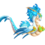 Zodiac Pisces Dragon 3