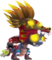 Aztec Priest Dragon 1