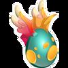 Huevo Planta Mística