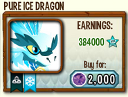 Pure Ice Dragon--