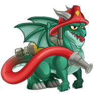 Firefighter Dragon 2