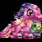 Motherly Dragon 1