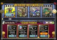 Uncovered Hollywood Island Page 1