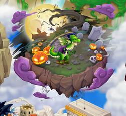 CBR-Halloween Island-Graphics Error