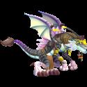 Mystic Tribe Dragon