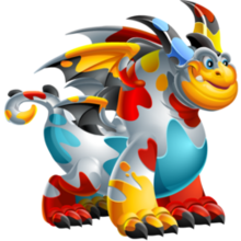 Holi Dragon 3