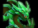 Dreamgaze Emerald Dragon