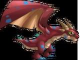 Giant Wings Dragon