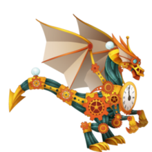 Timetravel Dragon 3