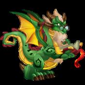 Bookday Dragon 3