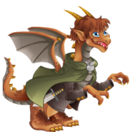 Middle Earth Dragon 3