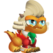 Mozart Dragon 1