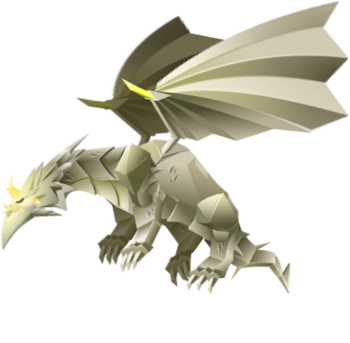Image Origami Dragon 3cg Dragon City Wiki Fandom Powered By