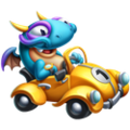 Speed Racer Dragon 3