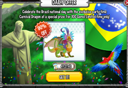 Offer-Carnival Dragon