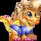 Sleeping Beauty Dragon 1