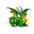 High Resolution Dragon 3