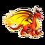 Flame Dragon 3