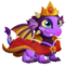 Queen Dragon 1
