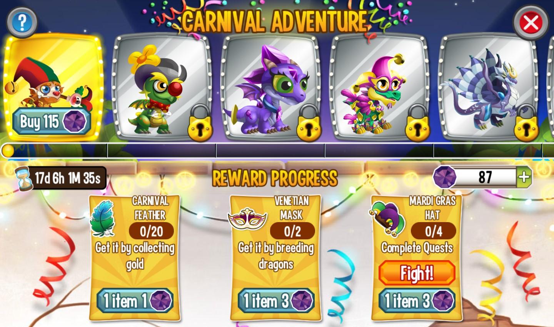 Carnival Island Adventure